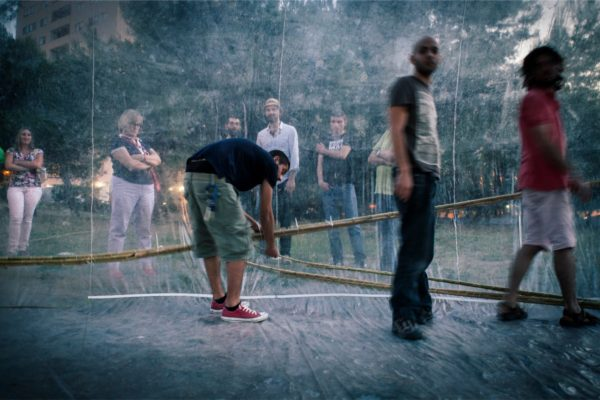 Landscape Choreography: from wasted to shared land (2012-2014)